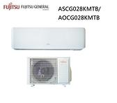【富士通Fujitsu】3-5坪 優級R32系列變頻冷暖分離式冷氣 ASCG028KMTB/AOCG028KMTB