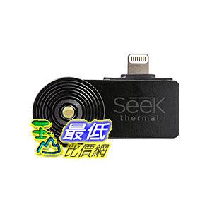 [104美國直購] Seek LW-AAA Thermal Imaging Camera Lightning Connector for iOS Devices, Black 熱感應 鏡頭