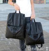 尼龍包大容量男背包書包旅行防水尼龍牛津布後背包女韓版輕便帆布學院風 爾碩數位