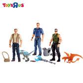 玩具反斗城 侏羅紀世界2-主角與恐龍