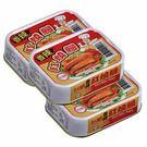 【加購品】台糖罐頭 香辣紅燒鰻 x3罐(100g/罐)