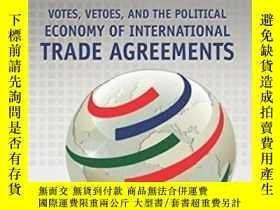 二手書博民逛書店Votes,罕見Vetoes, And The Political Economy Of Internationa