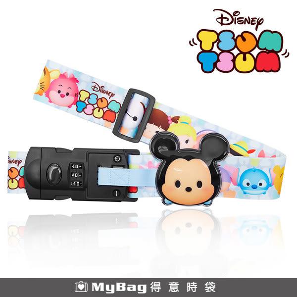 Deseno 行李束帶 Disney 迪士尼  TSUMTSUM立體名牌附行李秤束帶-米奇  MyBag得意時袋