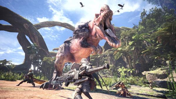 PS4-MHW魔物獵人 世界 現貨供應 中文版 PLAY-小無電玩