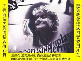 二手書博民逛書店A罕見Woman Alone & Other Plays (methuen Modern Plays)Y256