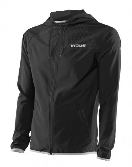 【鼎立資訊】VIRUS 美國百樂仕 慢跑/登山/打球/健身 男子輕量型AIRFLEX外套.CO22