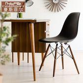 辦公椅簡約時尚休閒塑料椅創意電腦椅子辦公餐椅會議椅JD 玩趣3C