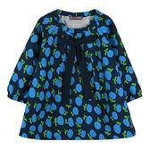 『小鱷魚童裝』玫瑰花印花洋裝(02號~08號)534391