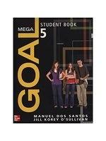 二手書博民逛書店《Mega Goal (5) with Audio CDs/3片