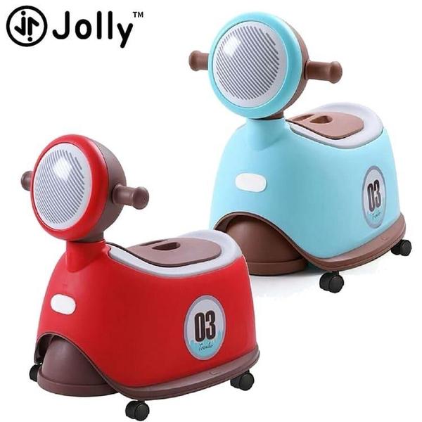 【南紡購物中心】英國《Jolly》 時尚機車坐便器