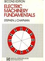 二手書博民逛書店《Electric Machinery Fundamentals