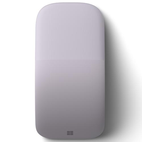 Microsoft 微軟 Arc 藍牙無線滑鼠 丁香紫 ELG-00018