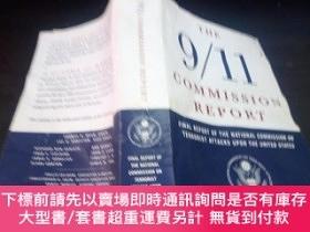 二手書博民逛書店THE罕見9 11 COMMISSION REPORT 大32開平裝 原版英法德意等外文書 圖片實拍Y2745
