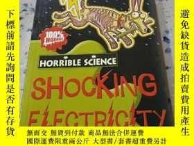 二手書博民逛書店SHOCKING罕見ELECTRICITY:令人震驚的電(外文)