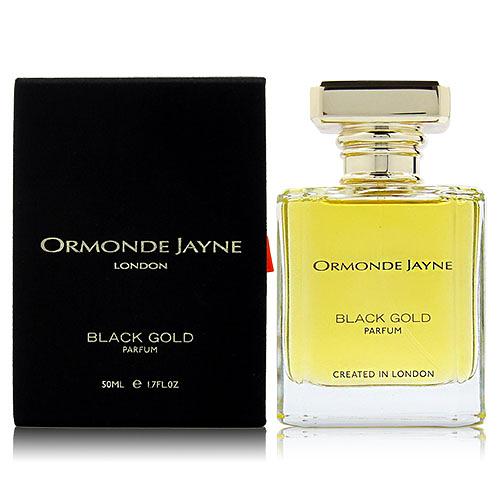 Ormonde Jayne 黃金系列 Black Gold 黑金香精 Parfum 50ml (英國限定) [QEM-girl]