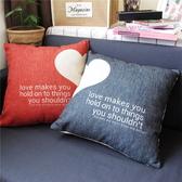 可愛時尚結婚禮物 創意家居裝飾抱枕9 (一對含枕心)