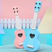 兒童音樂小吉他可彈奏尤克里里初學者仿真樂器琴男女寶寶玩具女孩 【全館免運】