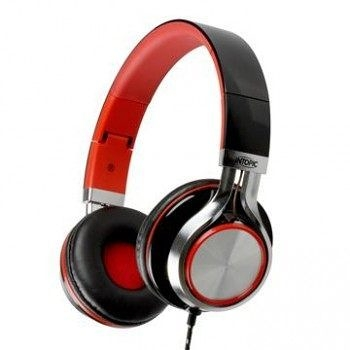 [NOVA成功3C] INTOPIC 廣鼎 JAZZ-M300 摺疊音樂耳機麥克風  喔!看呢來