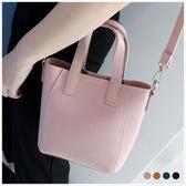 包中包-簡約質感手提兩用包中包-共4色-A03031257-天藍小舖