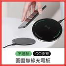 低溫不過熱圓盤無線充電板【QC快充】H98 NCC認證 原廠公司貨 無線充電 AD0110