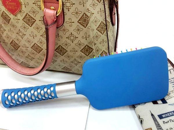 【FMD059】高級氣墊按摩大板梳 梳子 滑順 假髮 美髮 面膜 DIY 美容 套裝 123ok