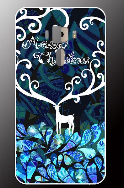 ♥ 俏魔女美人館 ♥ ASUS ZenFone 3 {神秘鹿*立體浮雕硬殼} 手機殼 手機套 保護殼