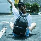 戶外超輕可折疊雙肩背包大容量學生書包男女...