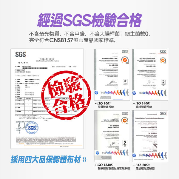 奈森克林 75%酒精濕巾單片包24片一盒 台灣製/抗菌濕巾/濕紙巾