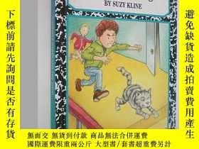 二手書博民逛書店Horrible罕見Harry and the Goog (精裝原版外文書)Y18233 Suzy Kline