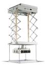 [卡瑪斯投影機銀幕] 投影機電動式投影機吊架3米 電動升降架