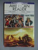 【書寶二手書T3/原文小說_PFB】American Reader_Vol.1