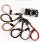 相機帶佰卓微單相機腕帶旁軸手繩佳能G7XM6M50M10索尼A6400A7M3A9徠卡QTL富士 【快速出貨】
