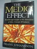 【書寶二手書T9/保健_ZDF】THE MEDICI EFFECT_Johansson, Frans