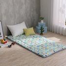 日式床墊 單人3X6尺5cm【玩具車樂園】 小資外宿 100%純棉折疊床 LAMINA台灣製