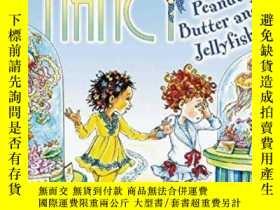 二手書博民逛書店Fancy罕見Nancy: Peanut Butter and JellyfishY449926 Jane、R