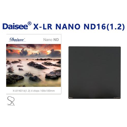 ◎相機專家◎ Daisee X-LR Nano ND16 100x100mm 1.2 方形漸層鏡 LEE 公司貨
