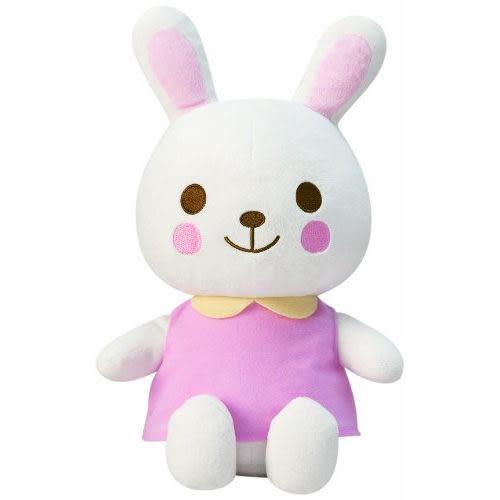 康貝Combi 音樂互動兔兔玩偶 (兔兔好朋友)