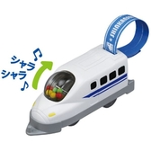 《 TAKARA TOMY 》寶寶多美火車 - 700系新幹線 ╭★ JOYBUS玩具百貨