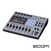 ZOOM PodTrak P8 Podcast 混音器錄音介面 正成公司貨