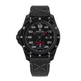 JX65AS-SF 陸軍特戰限量機械腕錶-黑