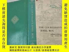 二手書博民逛書店THE罕見COURTESAN S JEWEL BOX(宋明平話選