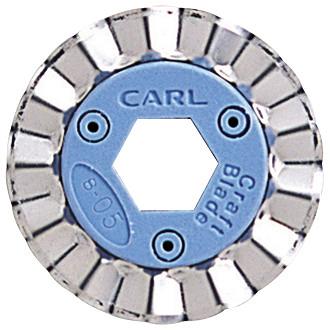 CARL B-05  造型刀片 PINKING   /  片