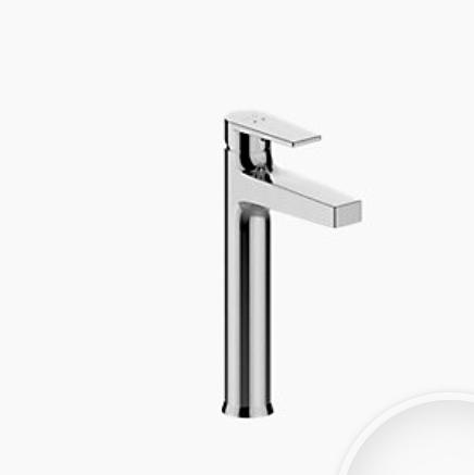 【麗室衛浴】美國KOHLER Taut 單把高出水口面盆龍頭 K-74026T-4-CP