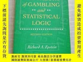 二手書博民逛書店The罕見Theory of Gambling and Statistical LogicY25599 Eps