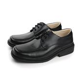 學生 皮鞋 黑色 男鞋 no002
