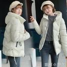 羽絨棉服女短款冬季2020新款韓版學生面包服棉襖寬鬆加厚棉衣外套 蘿莉小腳丫
