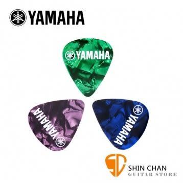 Yamaha 原廠進口 吉他Pick 彈片 不挑色 (三片組)