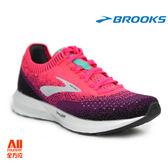 【BROOKS】女款避震型慢跑鞋 Levitate 2- 紫桃紅(791B678)-【全方位運動戶外館】