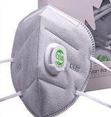 活性炭防毒口罩噴漆打農藥專用防塵化工一次性氣體防粉塵透氣電焊