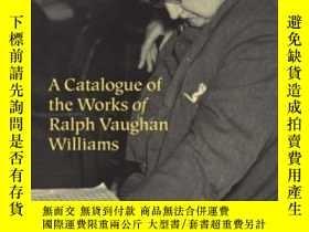 二手書博民逛書店A罕見Catalogue Of The Works Of Ral